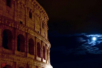 Magic in the Moonlight (in Rome)