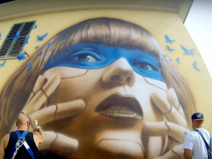 Anime di Strada 2015 (street art documentary, 2015)
